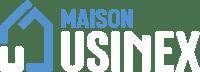 Logo_Maison Usinex_Inversé_RGB